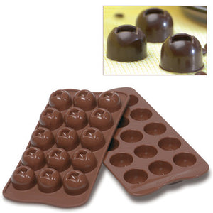 Chocolate Mould (Silicone) - Imperial