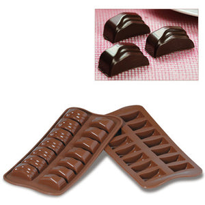 Chocolate Mould (Silicone) - Jack