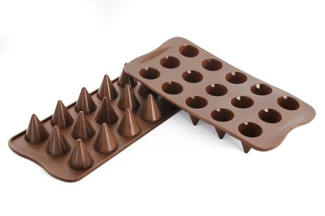 Chocolate Mould (Silicone) - Kono