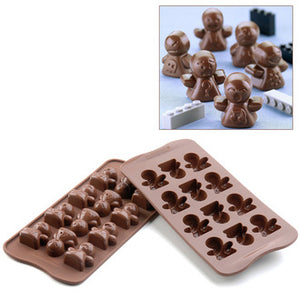 Chocolate Mould (Silicone) - Mood