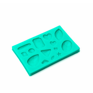 Silicone Mould - Gems