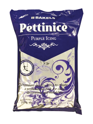 Pettinice Fondant - Purple 750g