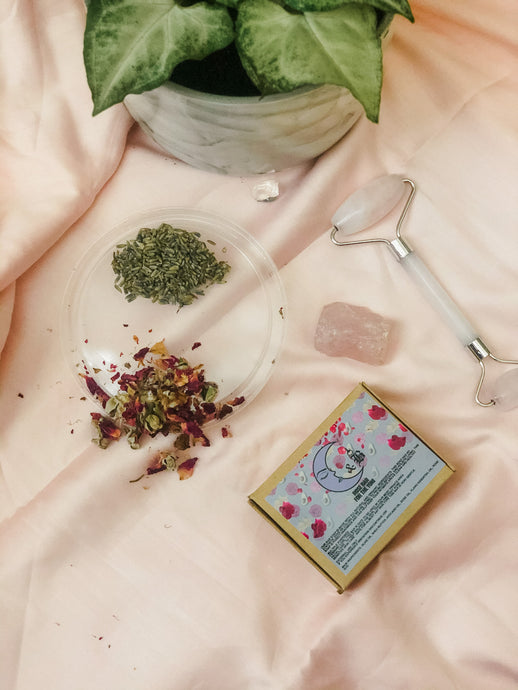 How Adding Roses to my Self-Care Routine Changed the Game!