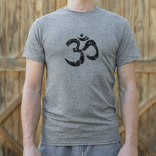 Load image into Gallery viewer, Om Symbol T-Shirt (Mens)