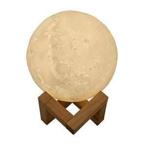 Moon Light Aromatherapy Essential Oil Diffuser