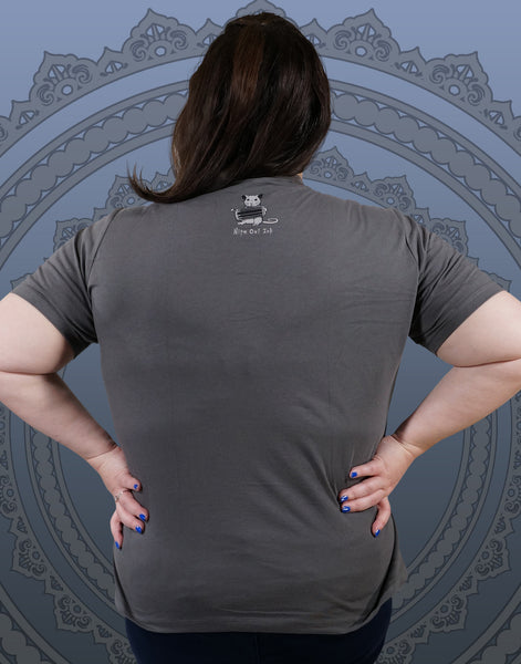 Ganesha Plus Size Women's V-Neck