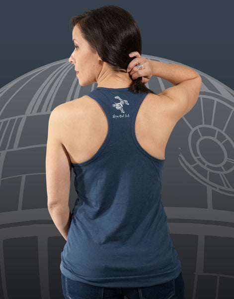 Knights of the Turntable Junior Women's Racerback Tank