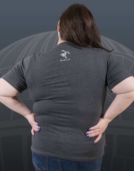 Knights of the Turntable Plus Size Women's V-Neck