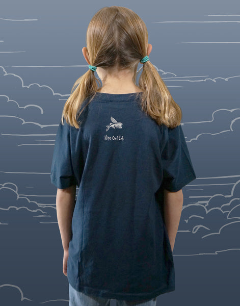 Sky Diver Youth Crew Neck