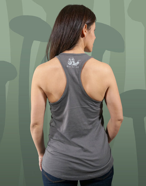Slow Race Junior Women's Racerback Tank