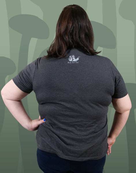 Slow Race Plus Size Women's V-Neck
