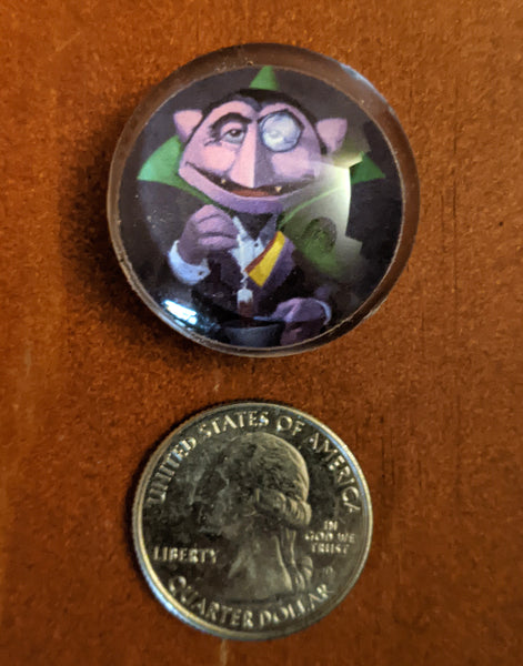 The Count Magnet