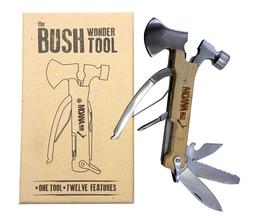 The Bush Wonder Tool