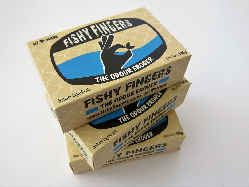 Fishy Fingers Soap