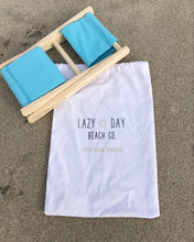 Load image into Gallery viewer, Little Beach Headrest - Sky Blue