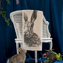 Load image into Gallery viewer, Hare Teatowel