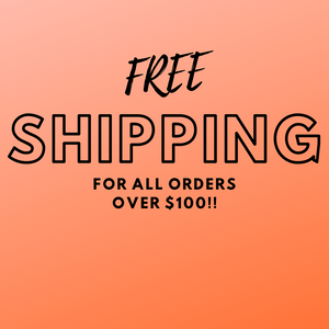 FREE SHIPPING & Improved Shipping Options