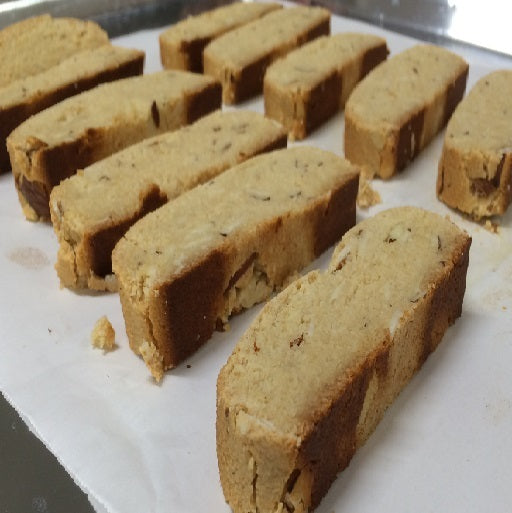 Biscotti, Almond Orange