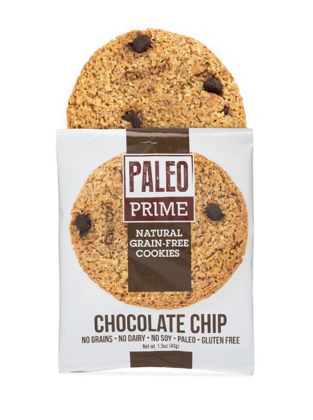 Paleo Prime Cookie, Chocolate Chip