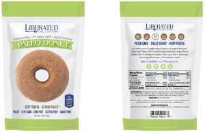 Just when you thought donuts were a thing of the past. Liberated brings back the classic that's perfect for dunking or simply noshing on for a delicious morning, afternoon or whenever treat!
