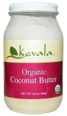 Kevala Organic Coconut Butter