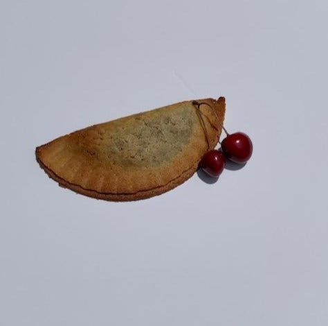 Cherry Pocket Pie