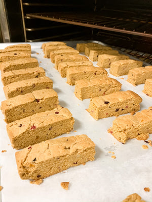 Cranberry Walnut Biscotti (6 pack)