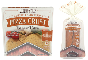 Save over 10%!  One easy payment for 3 consecutive monthly deliveries of 1 cashew bread and 1 pizza crust.