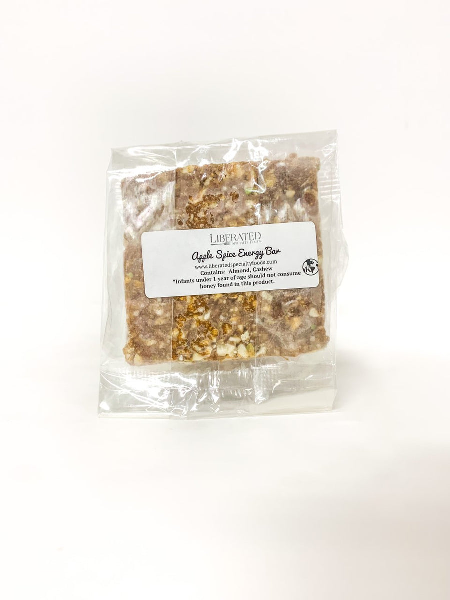 Apple Spice Energy Bar