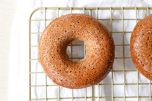 Paleo Plain Cake Donut, Single