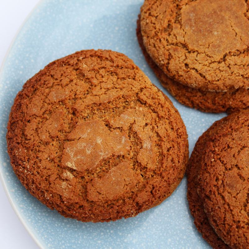 GingerSNAP! Cookies