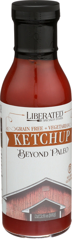 Liberated Ketchup, 13 oz. (368g)