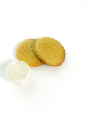 Vanilla Lemon Cream Whoopie Pie