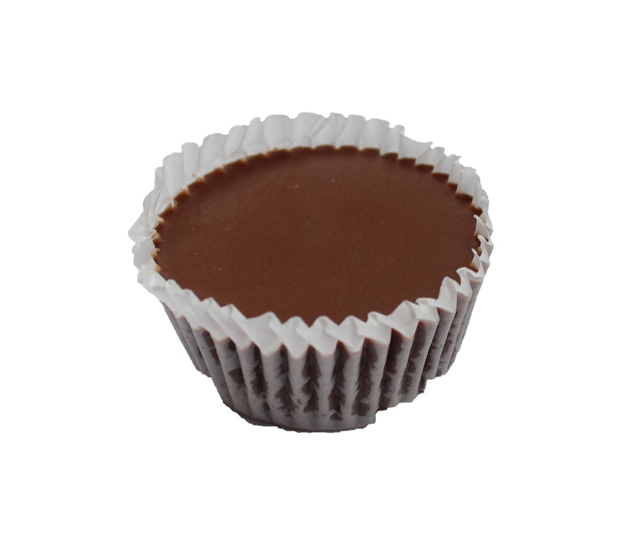 Paleo's version of a peanut butter cups, minus the peanuts and milk chocolate! Made with pure raw cacao and honey make these simply unforgettable.