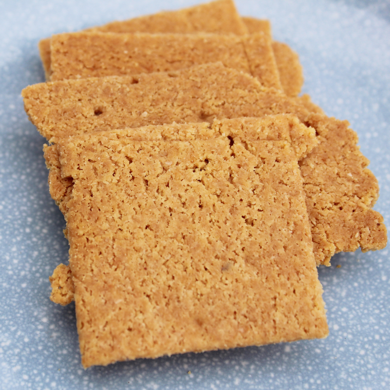 Paleo Saltine Crackers