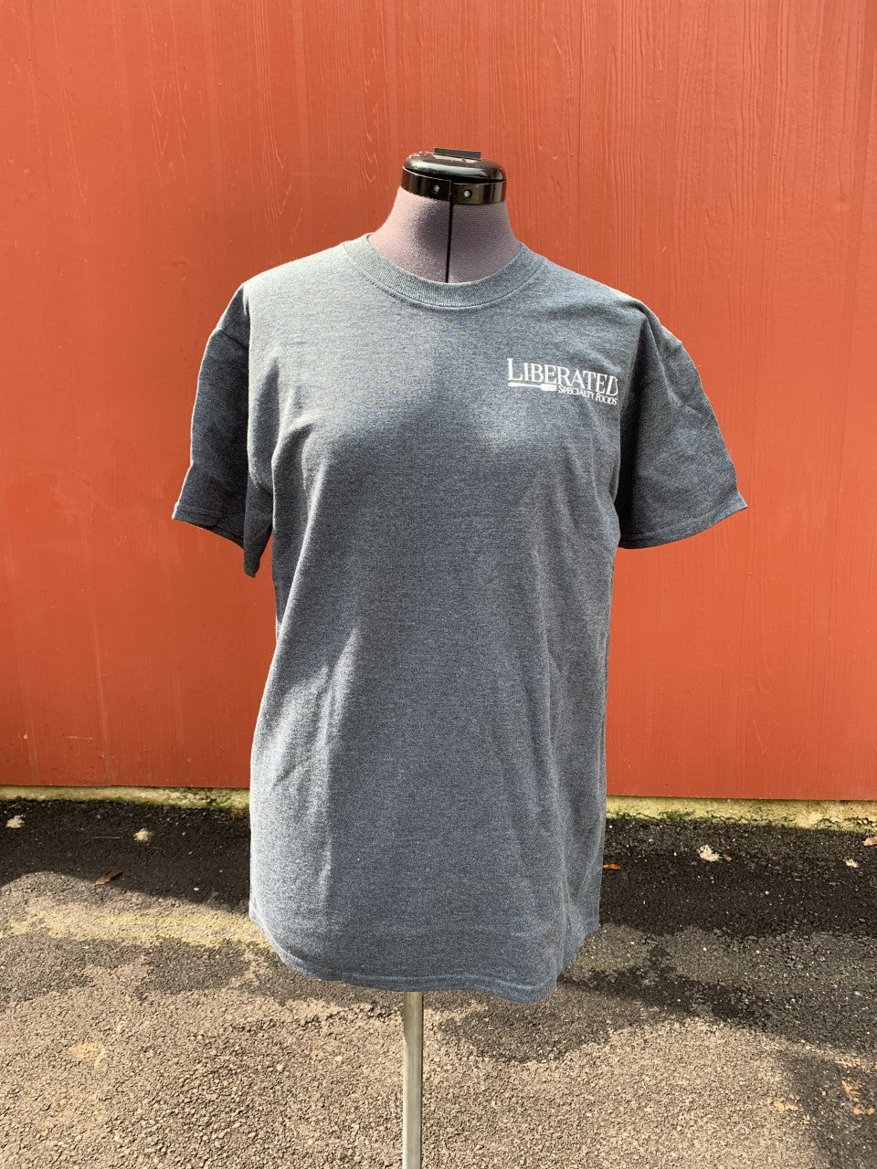 Short Sleeve Liberated T-Shirt