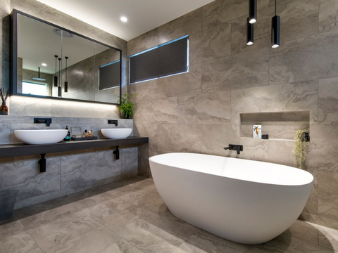 Bathroom lighting noosa sunshine coast