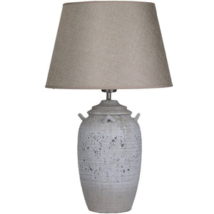 Atlantic Table Lamp - Grey
