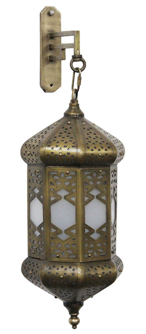 Moroccan Nights Wall Light