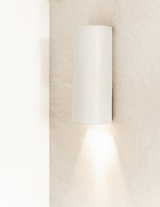 Lights shine down only to provide a beautiful ambient light for any interior space. Can be used in bedrooms, bathrooms, hallways, entrances and living room wall lighting.