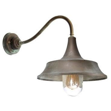 The Devonport - Solid Brass Wall Light