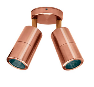 Copper Twin Spotlight