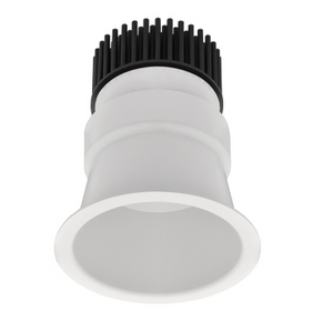 The Fixed Fully Recessed Downlight