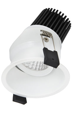 The Adjustable Fully Recessed Downlight