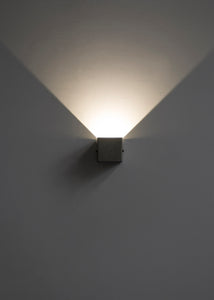 V Wall Light - Concrete