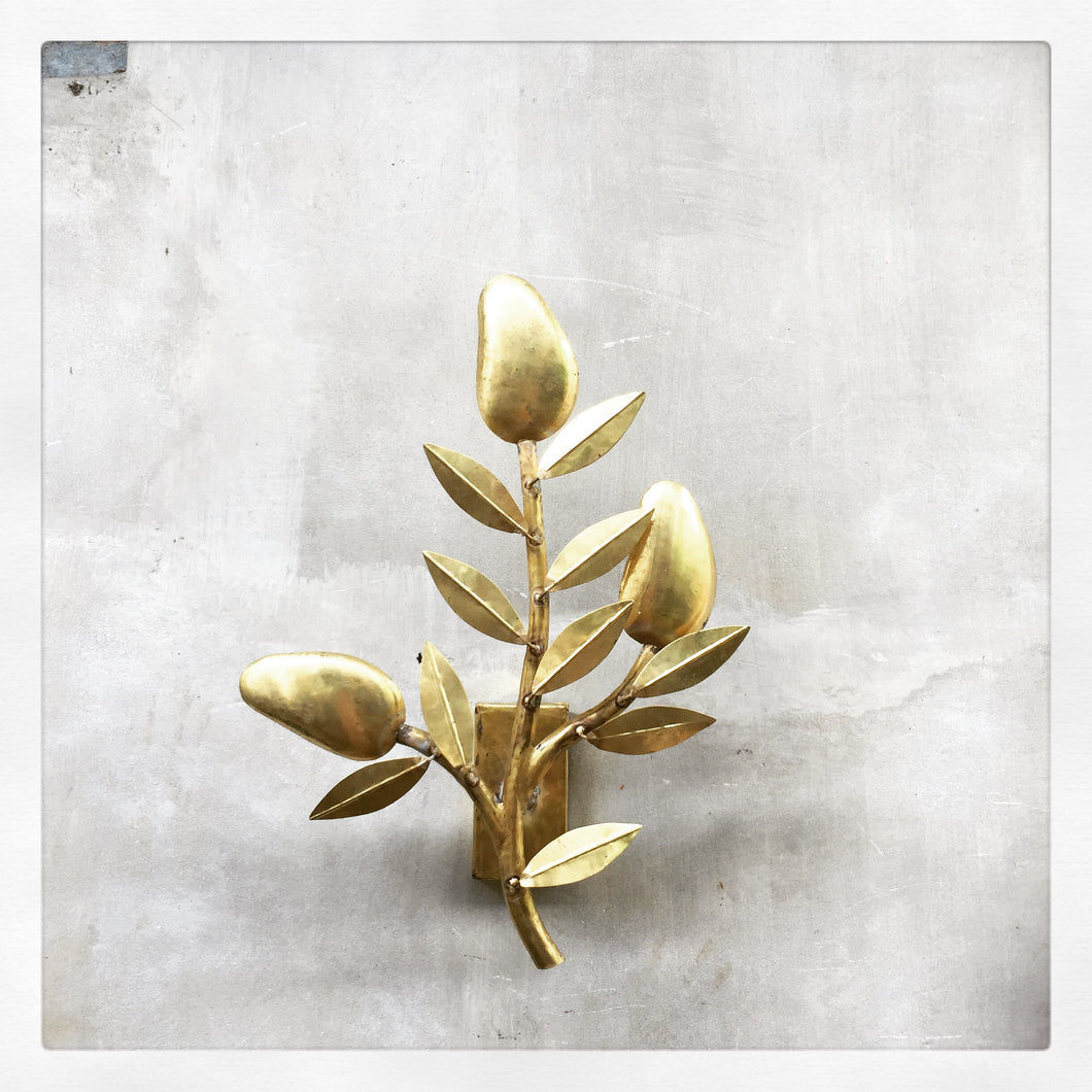 Mango Tree Wall Sconce