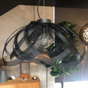 black-wire-handmade-pendant-light