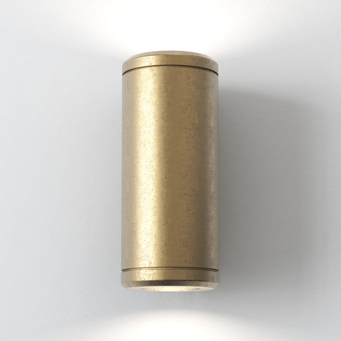 Brass Wall Mount Light - Up Down