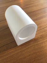 Plaster Tube Interior Wall Light
