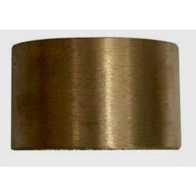 Curve Bronze Wall Light